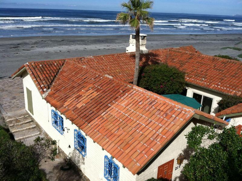 Beach Front Home - La Mision Baja Ca, Mex, Beach Front! 4 bdrm 3 bath - La Mision - rentals
