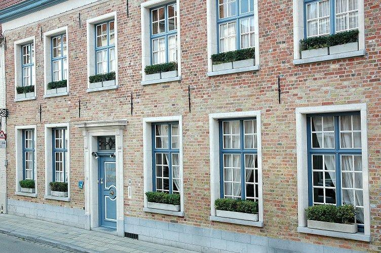streetview of house - B&B Brughia - Bruges - rentals