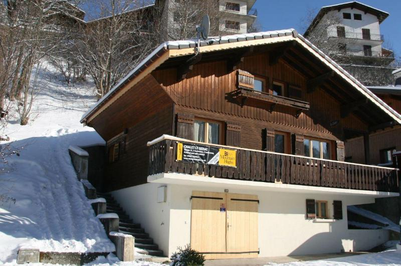 Exterior - Chalet Serac - a smart 5-bedroomed ski chalet - Morzine-Avoriaz - rentals