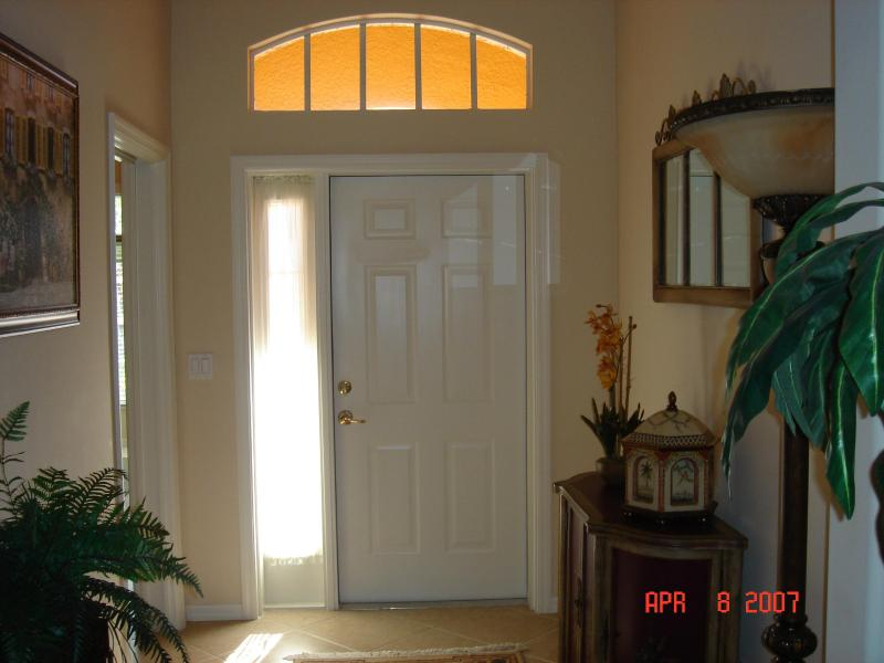 Foyer - Rookery Pointe  - The Perfect Place To Nest - Estero - rentals