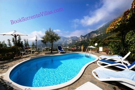 VILLA LEUCOSIA - AMALFI COAST - Positano (Nocelle) - Image 1 - Positano - rentals