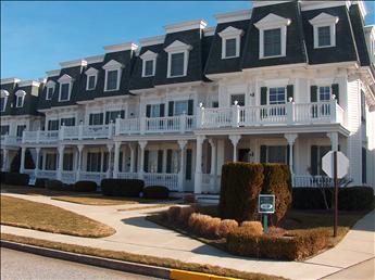 Property 97761 - Cape May 4 Bedroom-5 Bathroom Condo (97761) - Cape May - rentals