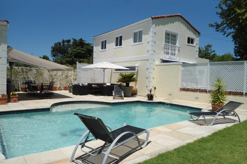 Cottage Cabernet - Picture from Swimming Pool Site - Cottage Cabernet at Constantia Cottages - Constantia - rentals