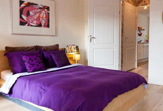 Sunny bedroom with south facing balcony - The Beautiful Jordaan, Amsterdam - Amsterdam - rentals