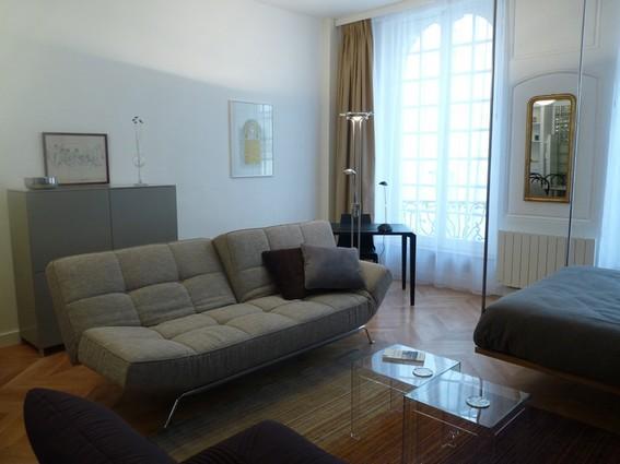 Spacious 1 BR rue de la Parcheminerie - apt #675 - Image 1 - Paris - rentals