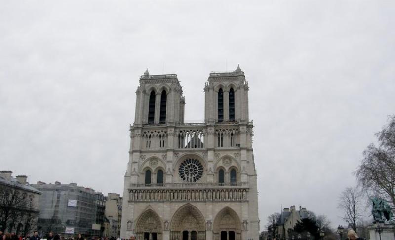 parisbeapartofit - Notre Dame's Cathedral (667) - Image 1 - Paris - rentals