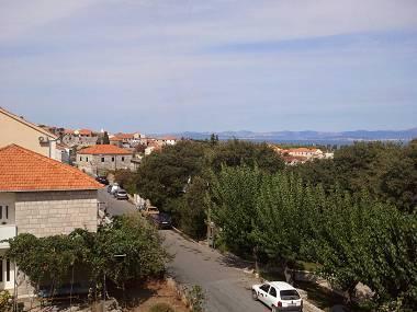 A1(7): terrace view - 2872 A1(7) - Supetar - Supetar - rentals