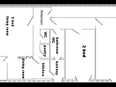 A1(4+1): floor plan - 2873  A1(4+1) - Split - Split - rentals