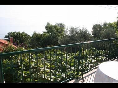 A2 Kat (4+2): terrace - 2908  A2 Kat (4+2) - Slatine - Slatine - rentals