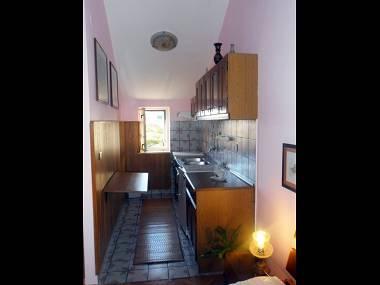 SA1(2): kitchen - 2867  SA1(2) - Supetar - Supetar - rentals