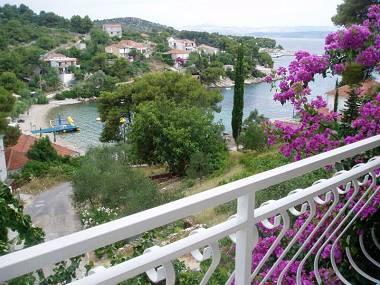 A2(6+2): terrace view - 2869 A2(6+2) - Rogac - Rogac - rentals