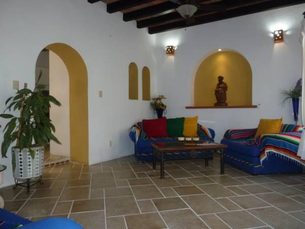 Right side of living room - Exceed your expectations, aspiring views, private pool, prime location - Puerto Vallarta - rentals