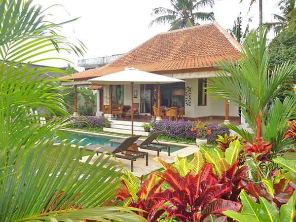 Amazing villa, gardens and pool. - Villa Damai - Private open living villa w/ pool - Ubud - rentals