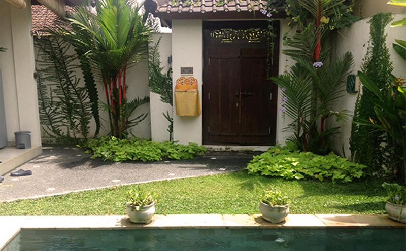 Entrance - Villa Cantik - Private boutique villa close2 Ubud - Ubud - rentals