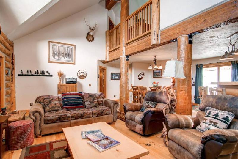 Barton Cabin - Private Home - Image 1 - Breckenridge - rentals