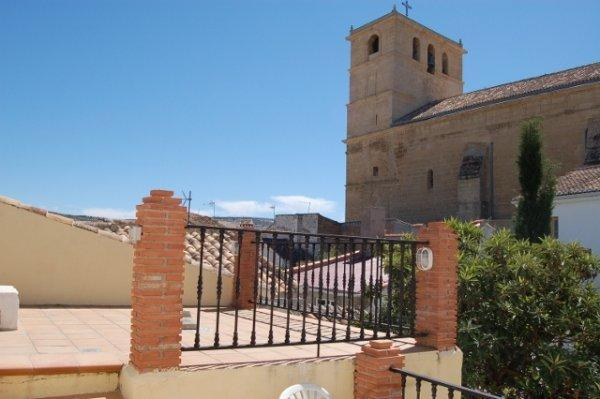 Spacious, Townhouse in the Old Part of Alhama - Image 1 - Alhama de Granada - rentals