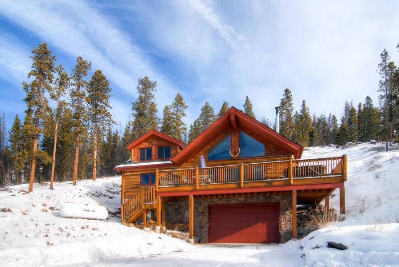 Barton Cabin - Image 1 - Breckenridge - rentals