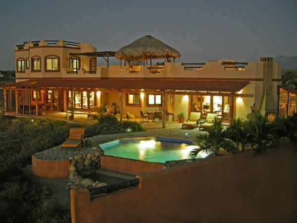 "Aires de Encanto by night! - ""Aires de Encanto"" Luxurious home in Todos Santos! - Todos Santos - rentals"