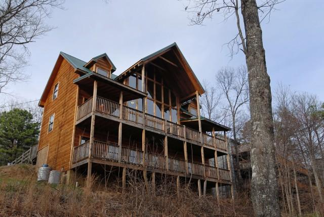 A NOTCH ABOVE - Image 1 - Gatlinburg - rentals