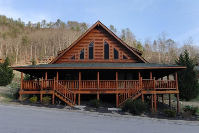 TWICE IS NICE - Image 1 - Sevierville - rentals