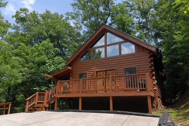 Emerald's Ridge - Image 1 - Sevierville - rentals