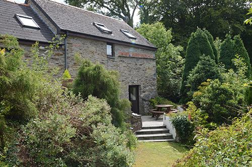 2 Old Rectory Cottage Mews - Image 1 - Dinas Cross - rentals