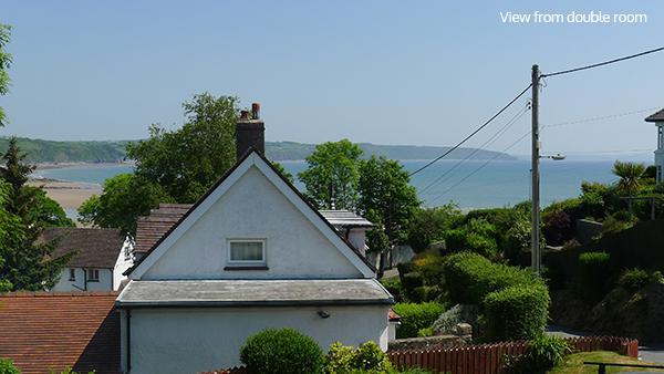 Minim Cottage - Image 1 - Saundersfoot - rentals