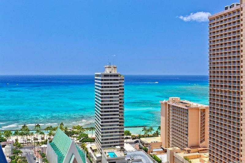 View of Waikiki Beach! - WAIKIKI BANYAN-Ocean View Dream - Aug/Sept Special - Honolulu - rentals