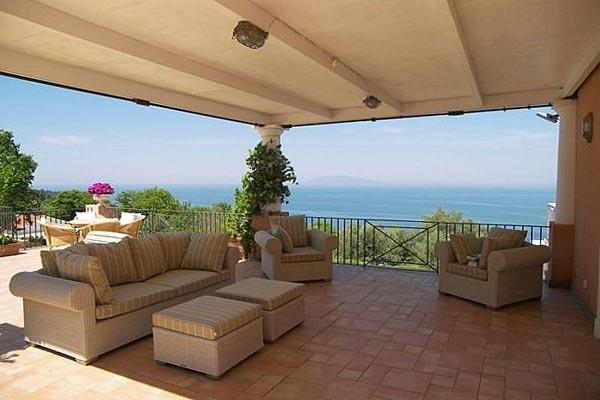 Located in Linaro, with fabulous sea views, you are a 5- minute drive from Anacapri. LDG VRJ - Image 1 - Amalfi Coast - rentals
