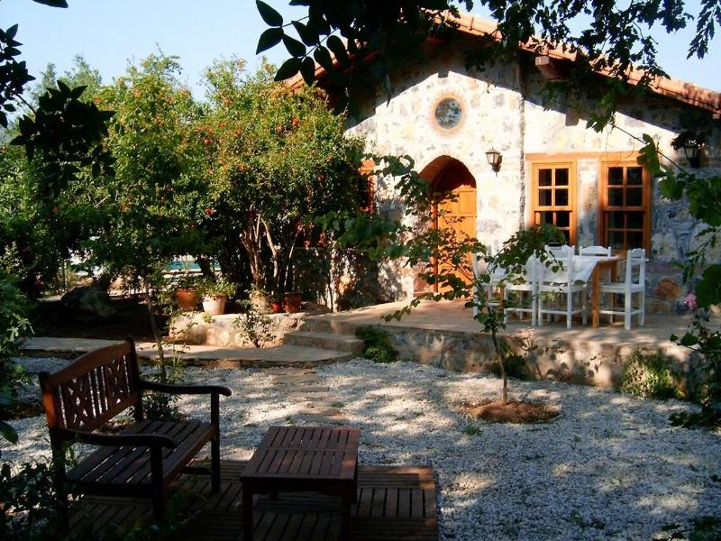 Fig Cottage (3 bedroom) Kayakoy / Turkey - The Fig Garden Cottages / Fig Cottage - Kayakoy - rentals