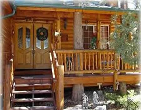 Front View - Alluring Pines - Big Bear Lake - rentals