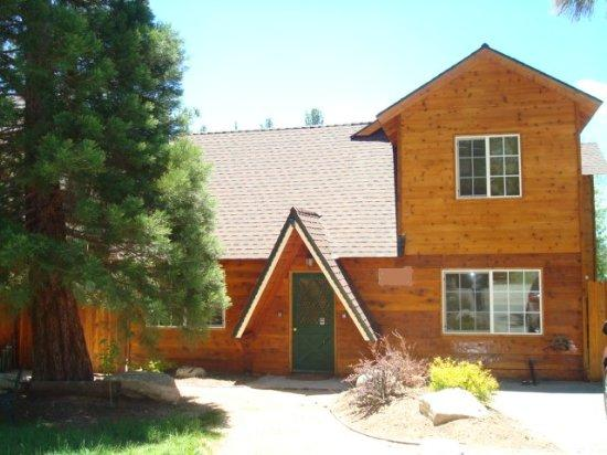 Front View - Lake Front Serenity - Big Bear Lake - rentals
