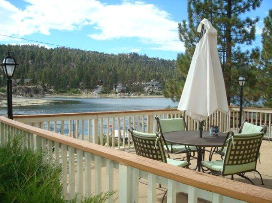 View - Willow Point Lakefront - Big Bear Lake - rentals