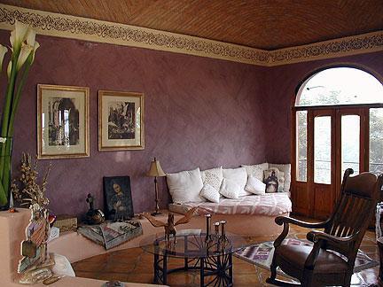 apartment 1 - Casa Caracol - San Miguel de Allende - rentals