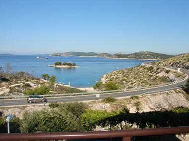 A3(3+1): terrace view - 2846  A3(3+1) - Bilo - Primosten - rentals