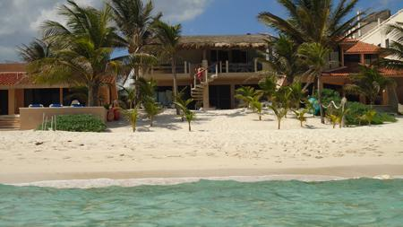Beautiful beachfront Condo. Best rates in area! - Image 1 - Akumal - rentals