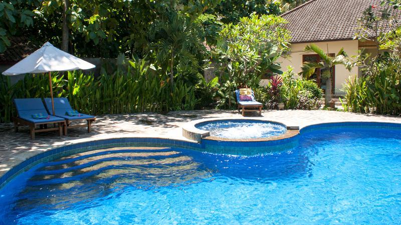 Pool - Villa Padma Bali Lovina: A slice of Paradise - Lovina - rentals