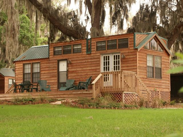 Cabin 121 - We have openings for Fall!! - Haines City - rentals