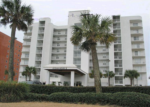 Ocean House II - Ocean House 2704 ~ Fully Equipped Beachfront Condo - Gulf Shores - rentals