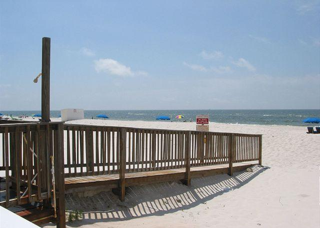 Walkway to Beach - Ocean House 2605 - Gulf Shores - rentals