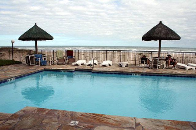 Oceanfront HEATED  pool & hotub right below Seabreeze 1 #404  4300 Gulf Blvd So Padre Island TX - SEABREEZE404 OCEANFRoNT Feb28  699+fees FREEWIFI - Port Isabel - rentals