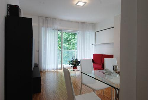 Modern studio with large balcony - Image 1 - Milan - rentals
