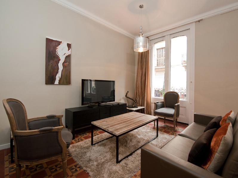 Wonderful modern Ramblas Boqueria - Image 1 - Barcelona - rentals