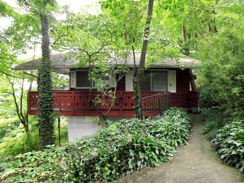 Matterhorn Exterior - Pet-Friendly cabin 3 min. to downtown Asheville - Asheville - rentals