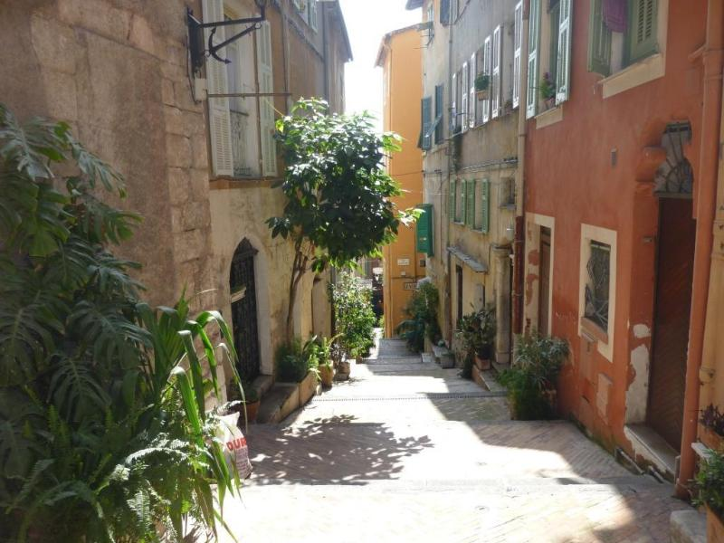 Typical old medieval Villefranche sur mer - Villefranche sur Mer Luxury 2 Bedroom in the Heart of the Historic Center - Villefranche-sur-Mer - rentals
