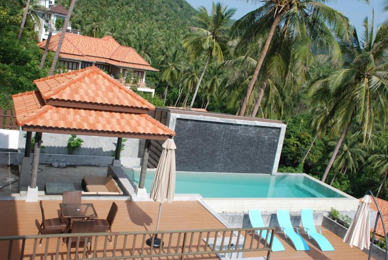 Exterior entertainment area - Pool Villa in paradise island Koh Samui, Thailand - Chaweng - rentals