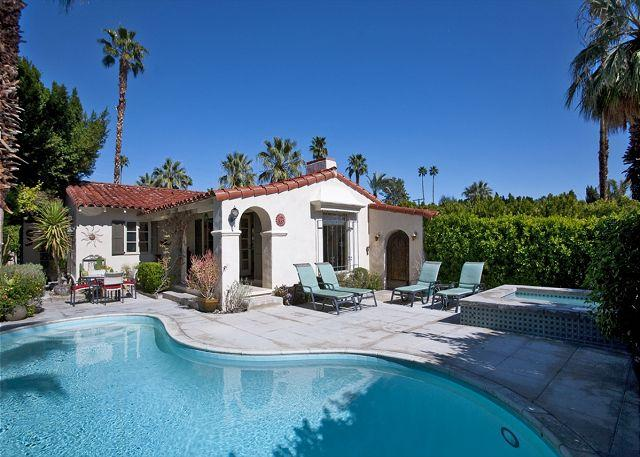 Pool - Casa Resorele ~SPECIAL TAKE 15%OFF ANY 5NT STAY THRU 6/30 - Palm Springs - rentals
