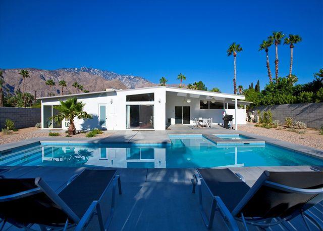 Poolside - Modern Dream~ SPECIAL TAKE 15%OFF ANY 5NT STAY THRU 6/18-CALLTODAY - Palm Springs - rentals