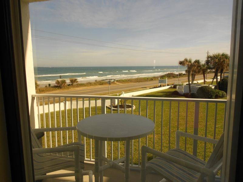 Million dollar view upon waling in - Breakaway - Flagler Beach - rentals