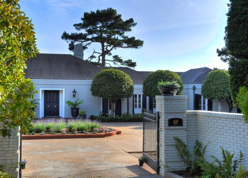 Gated Entry from Cypress Drive - Stay in Private Home Next to Pebble Beach Lodge! - Pebble Beach - rentals